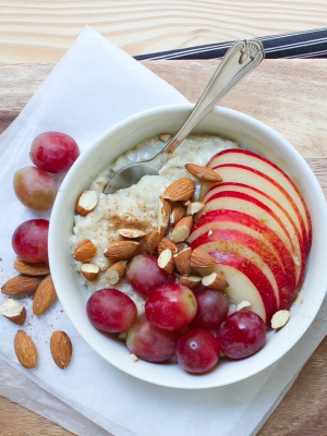 Apple Pie Porridge