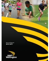 Annual Report 2014 15 cover