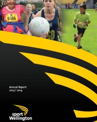Annual Report 2013 14 cover