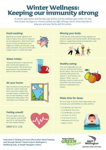 Tips to preventing colds