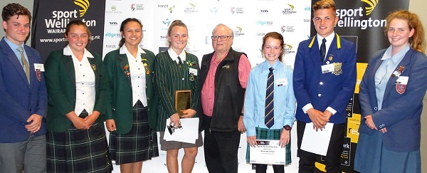 Wairarapa Secondary School Sports Awards Banner