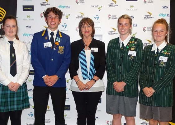 Wairarapa Secondary School Sports Awards Winners