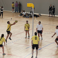 Korfball Wellington