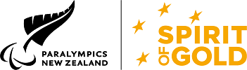 Paralympics New Zealand logo