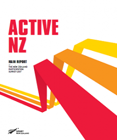 Active NZ survey Main Report Logo